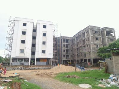 Gallery Cover Image of 595 Sq.ft 1.5 BHK Apartment for buy in Avadi for 2380000