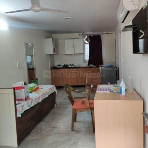 Gallery Cover Image of 300 Sq.ft 1 RK Independent Floor for rent in RWA Block K Lajpat Nagar 2, Lajpat Nagar for 16000