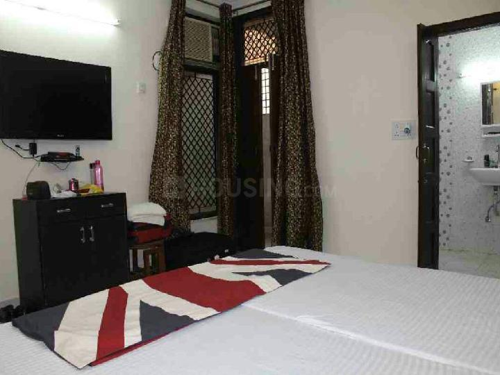 Bedroom Image of 1100 Sq.ft 2 BHK Apartment for rent in Sector 54 for 24000