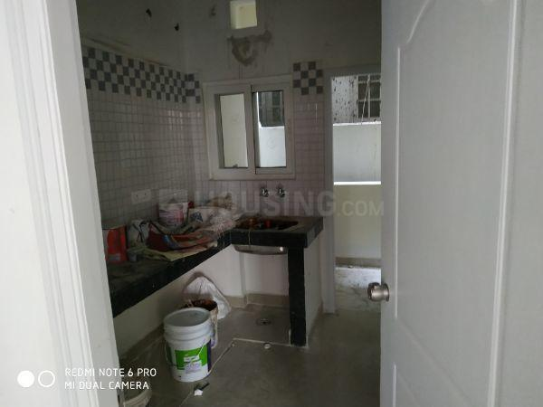 Kitchen Image of 1700 Sq.ft 4 BHK Independent Floor for buy in Mehdipatnam for 7200000