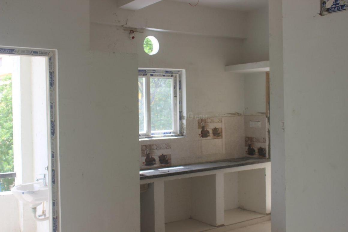 Kitchen Image of 525 Sq.ft 1 BHK Apartment for buy in Isnapur for 1680000