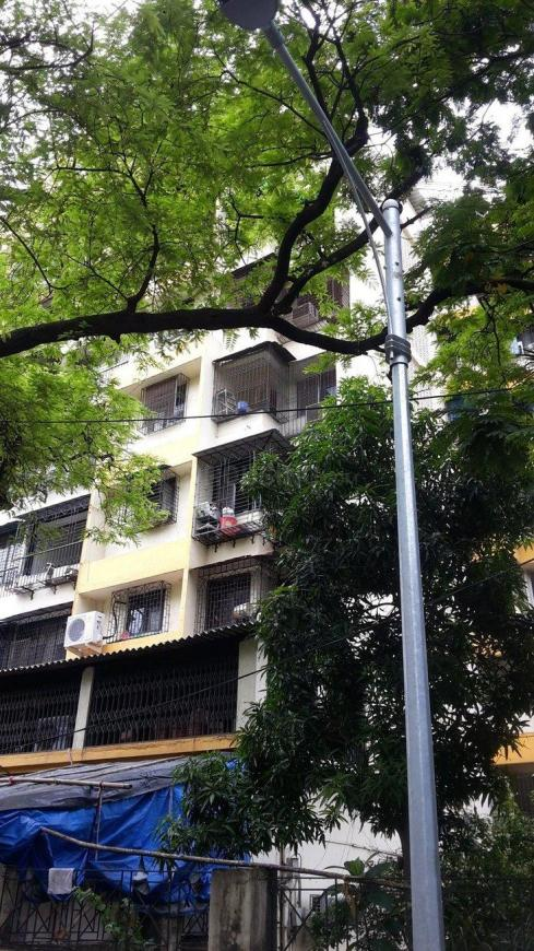 Building Image of 550 Sq.ft 1 BHK Apartment for rent in Thane West for 20000