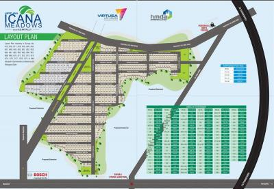 Gallery Cover Image of 1500 Sq.ft Residential Plot for buy in Gowdavalli for 2800000