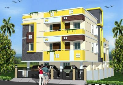 Gallery Cover Image of 1050 Sq.ft 3 BHK Apartment for buy in Selaiyur for 5200000