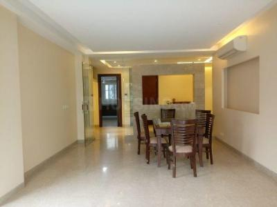 Gallery Cover Image of 1800 Sq.ft 3 BHK Apartment for rent in Narmada Apartments, Alaknanda for 43000