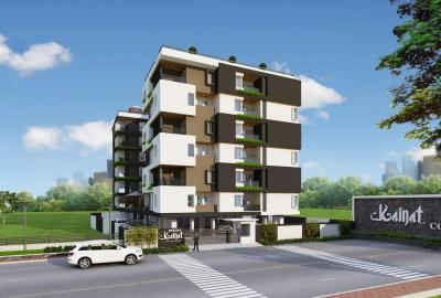 Gallery Cover Image of 1222 Sq.ft 3 BHK Apartment for buy in Pakiza Kainat, Khajrana for 4000000