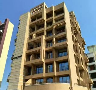 Gallery Cover Image of 600 Sq.ft 1 BHK Apartment for rent in Labdhi Corner , Ulwe for 7000