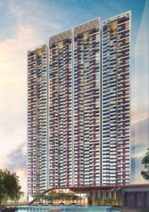 Gallery Cover Image of 824 Sq.ft 2 BHK Apartment for buy in Shapoorji Pallonji Northern Lights, Thane West for 11600000
