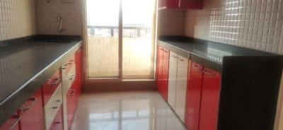 Gallery Cover Image of 740 Sq.ft 2 BHK Apartment for rent in Rosa Gardenia, Kasarvadavali, Thane West for 16000