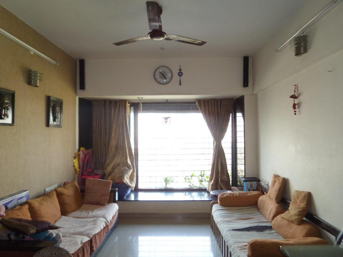 Living Room Image of 700 Sq.ft 1 BHK Apartment for buy in Wadala for 16500000