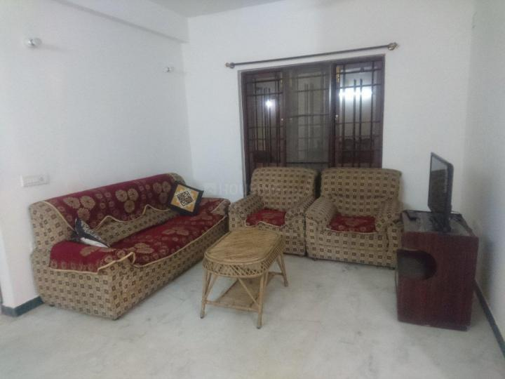 Living Room Image of 900 Sq.ft 2 BHK Independent House for rent in Marathahalli for 25000