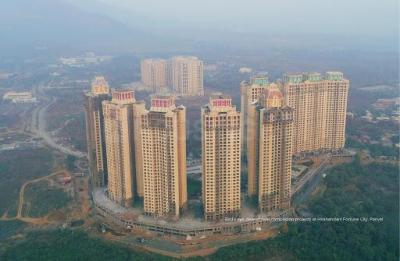 Gallery Cover Image of 2376 Sq.ft 3 BHK Apartment for buy in Hiranandani Fortune City, Panvel for 18500000
