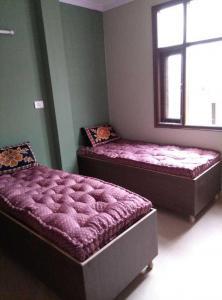 Bedroom Image of Katra PG House in Govindpuri