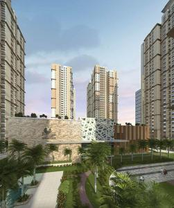Gallery Cover Image of 1390 Sq.ft 2 BHK Apartment for buy in Kokapet for 8062000