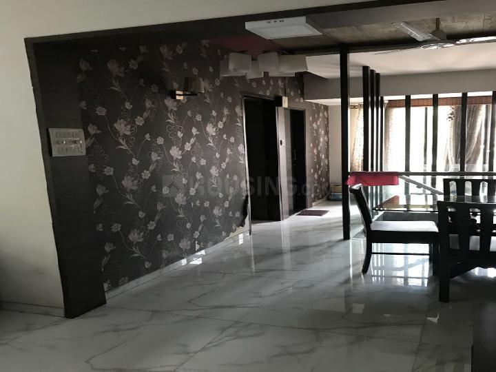 Living Room Image of 1200 Sq.ft 2 BHK Apartment for rent in Chembur for 40000
