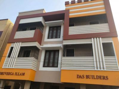 Gallery Cover Image of 1250 Sq.ft 2 BHK Apartment for rent in  South kolathur for 16000