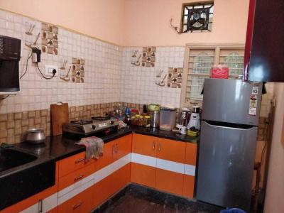 Gallery Cover Image of 800 Sq.ft 1 BHK Apartment for rent in T Dasarahalli for 12000