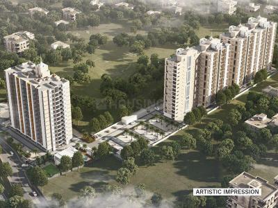 Gallery Cover Image of 840 Sq.ft 1 BHK Apartment for buy in Hinjewadi for 5373000