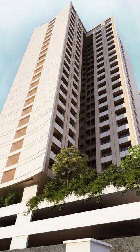 Building Image of 1027 Sq.ft 2 BHK Apartment for rent in Mira Road East for 23000