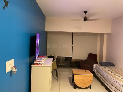 Gallery Cover Image of 545 Sq.ft 1 RK Apartment for buy in SNN Raj Etternia, Parappana Agrahara for 4000000