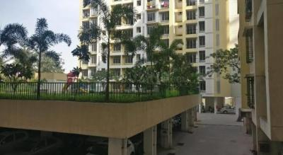 Gallery Cover Image of 621 Sq.ft 1 BHK Apartment for rent in Sheth Vasant Fiona, Thane West for 24000