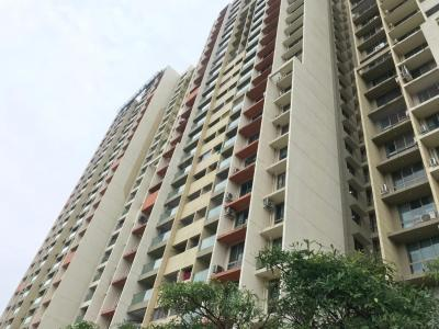 Gallery Cover Image of 1336 Sq.ft 3 BHK Apartment for buy in Sheth Vasant Oasis Daffodil Bldg 7, Andheri East for 25900000