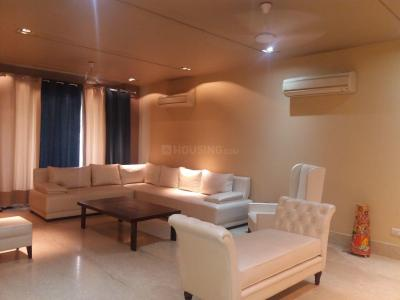 Gallery Cover Image of 4500 Sq.ft 4 BHK Independent Floor for rent in Panchsheel Park for 200000