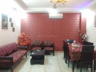Gallery Cover Image of 1000 Sq.ft 2 BHK Independent Floor for rent in Green Field Colony for 19000