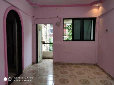 Gallery Cover Image of 700 Sq.ft 1 BHK Apartment for rent in Airoli for 16500