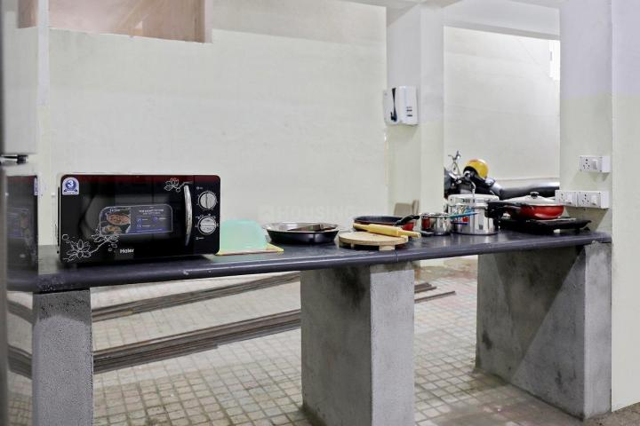 Kitchen Image of Oyo Life Blr1631 Sarjapur Road in Halanayakanahalli