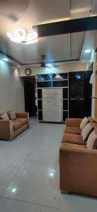 Gallery Cover Image of 1200 Sq.ft 2 BHK Apartment for rent in Priyanka Hill View Residency, Belapur CBD for 38000