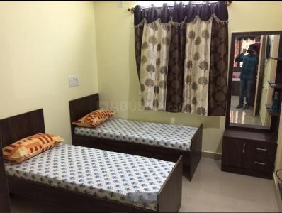 Bedroom Image of Dosti PG in Thane West