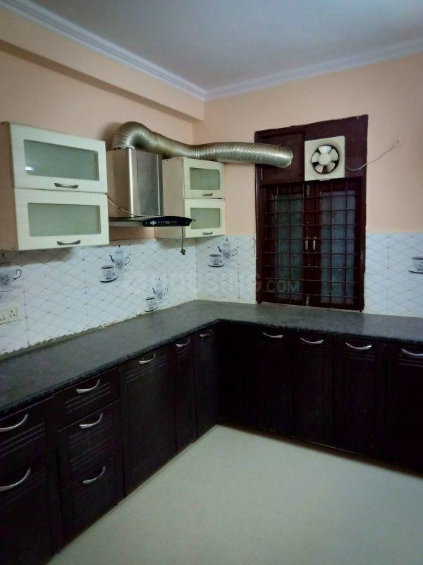 Kitchen Image of 1600 Sq.ft 3 BHK Apartment for buy in Mandi for 4900000