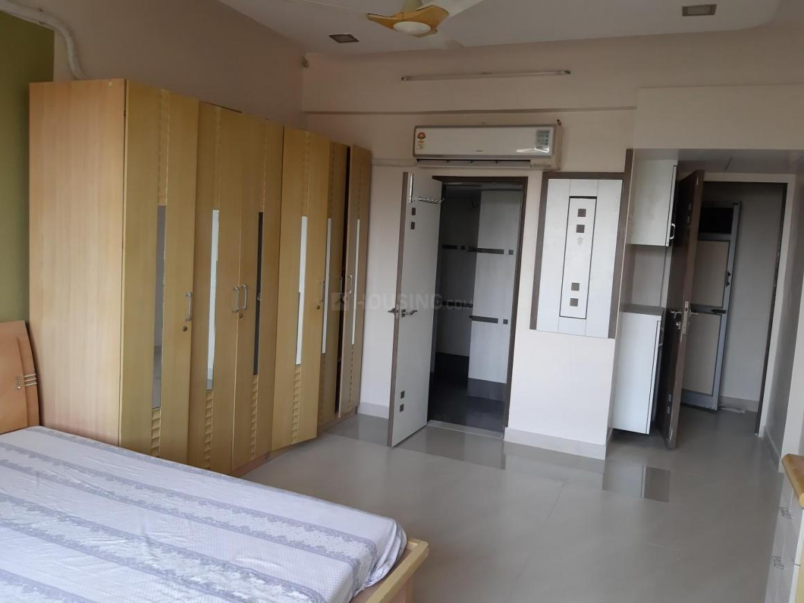Bedroom Image of 600 Sq.ft 1 BHK Apartment for rent in Malabar Hill for 72000