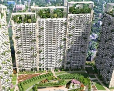 Gallery Cover Image of 2070 Sq.ft 3 BHK Apartment for buy in Prateek Edifice, Sector 107 for 17000000