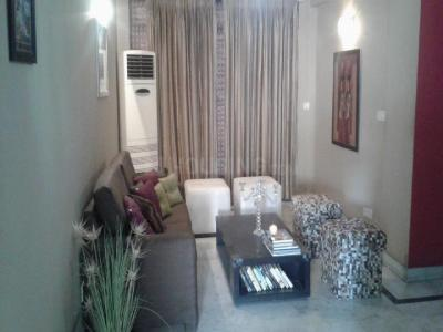 Gallery Cover Image of 1850 Sq.ft 3 BHK Apartment for rent in DLF Phase 3 for 38000