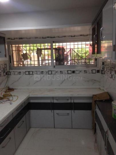 Kitchen Image of 1500 Sq.ft 3 BHK Independent House for rent in Powai for 85000