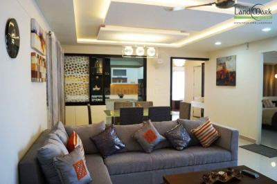 Gallery Cover Image of 1402 Sq.ft 1 BHK Apartment for buy in Thondayad for 5500000