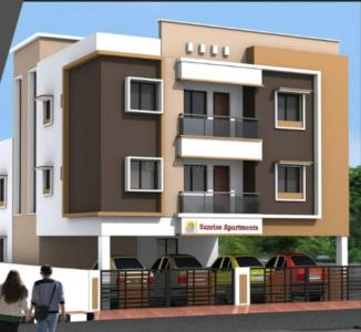 Gallery Cover Image of 672 Sq.ft 2 BHK Apartment for buy in Kodungaiyur East for 3500000