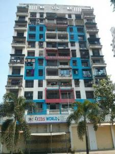 Gallery Cover Image of 400 Sq.ft 1 BHK Apartment for buy in Nerul for 8500000