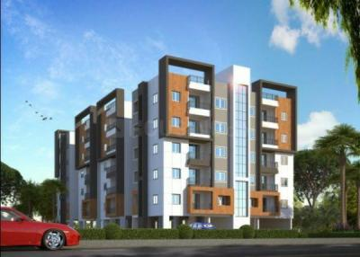 Gallery Cover Image of 1200 Sq.ft 2 BHK Apartment for buy in Miyapur for 5640000