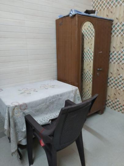 सुभाष नगर में गुरु जी पीजी के हॉल की तस्वीर