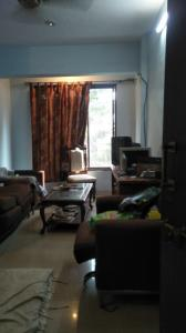 Gallery Cover Image of 650 Sq.ft 1 BHK Apartment for rent in Nerul for 16000