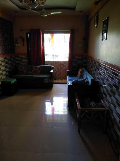 Living Room Image of 570 Sq.ft 1 BHK Apartment for buy in Kalyan East for 3500000