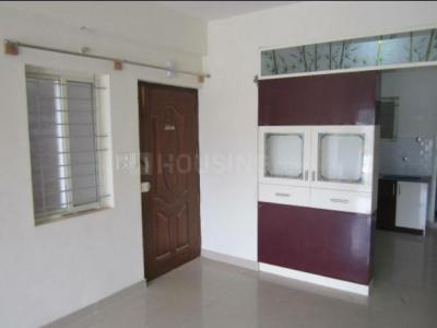 Gallery Cover Image of 1052 Sq.ft 2 BHK Apartment for rent in Green Tree Brindavan Enclave, Chansandra for 14500