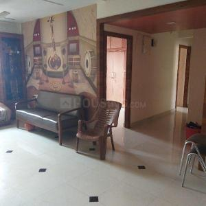 Gallery Cover Image of 1240 Sq.ft 3 BHK Apartment for rent in Yogi Paradise, Borivali West for 60000