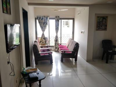 Hall Image of 1800 Sq.ft 3 BHK Apartment for buy in Gurukul for 7450000