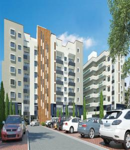 Gallery Cover Image of 792 Sq.ft 2 BHK Apartment for buy in Six Mile for 3666700