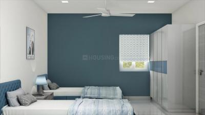 Gallery Cover Image of 762 Sq.ft 2 BHK Apartment for buy in DRA Truliv Navalur, Semmancheri for 4100000