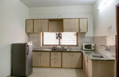 Kitchen Image of Sumathi Nest in Dasarahalli